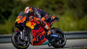 MotoGP: Warm UP MotoGP Brno: Pol Espargarò fa volare la KTM, 4° Morbidelli