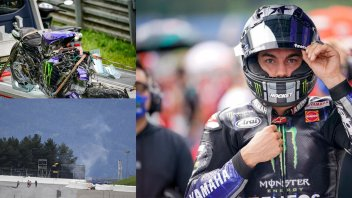 MotoGP: Vinales accepts total blame for Red Bull Ring incident
