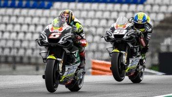 """MotoGP: Zarco: """"In curva 2 ho chiuso il gas, al secondo start ho rimosso il dolore"""""""