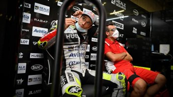 """MotoGP: Zarco: """"On Friday, watching my rivals ride, I learned a lot"""""""