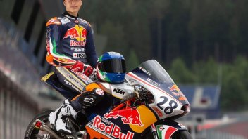 News: Another Covid case in the paddock: Bertelle, Rookies Cup rider