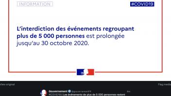 News: GP di Francia senza spettatori? Il Governo ha prorogato le limitazioni