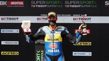 SBK: Supersport - Dominio senza rivali: Locatelli centra la pole a Jerez