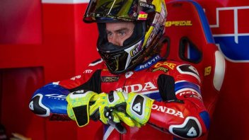 """SBK: Bautista: """"lap times could be better, but the feeling is good"""""""