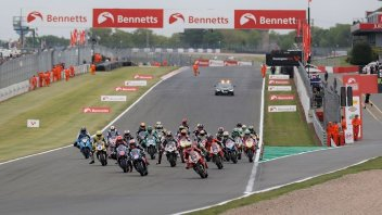 SBK: BSB, the Hunt for Red Ducati starts at Donington.