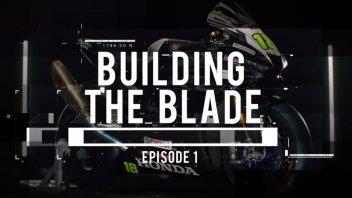 SBK: Costruire la Fireblade: ecco come nasce la CBR che corre nel BSB