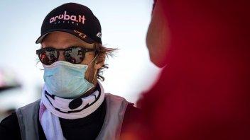 SBK: Aragon: Ducati aspetta una risposta da Davies