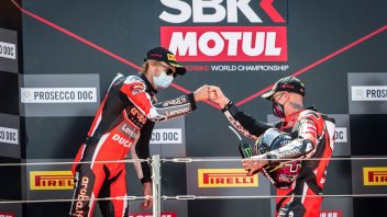 """SBK: Chaz Davies: """"One more lap and I could have caught Redding"""""""