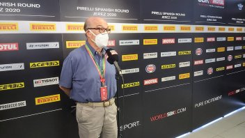 "SBK: Ezpeleta: ""Without Dorna Superbike would not have restarted"""