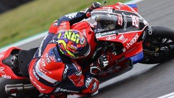 SBK: BSB, è sempre Ducati vs Honda, vincono Brookes e Glenn Irwin