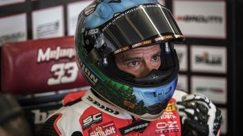 "SBK: Melandri: ""This day is not the gift I wanted"""