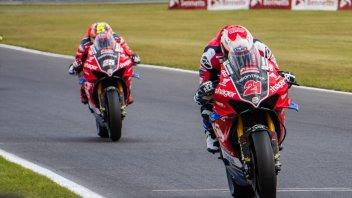 SBK: BSB, tripletta Ducati a Snetterton, in Gara 1 vince Christian Iddon