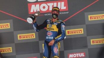 SBK: Locatelli vince anche in Gara 2 e fa bottino pieno!