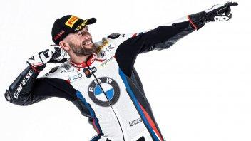 SBK: BMW ha scelto: sarà Tom Sykes ad affiancare van der Mark nel 2021