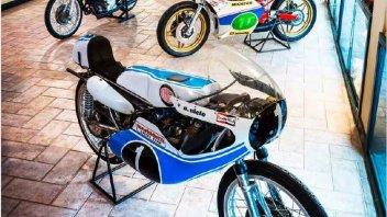 Moto - News: Museo Morbidelli all'asta. Il pezzo forte una Ducati da 660 mila euro