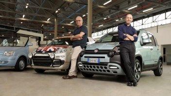Auto - News: Fiat Panda compie 40 anni: l'utilitaria voluta ed amata da Gianni Agnelli