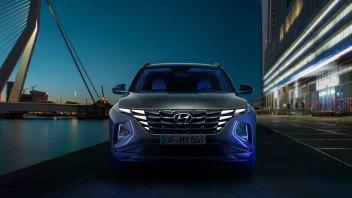 Auto - News: Hyundai Tucson: svelate caratteristiche e nuovi dettagli ultratecnologici