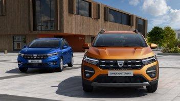 Auto - News: Nuova Dacia Sandero, i primi dettagli e caratteristiche