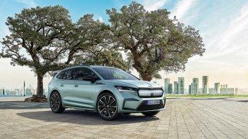 Auto - News: Skoda ENYAQ iV: caratteristiche ed autonomia della sua prima elettrica