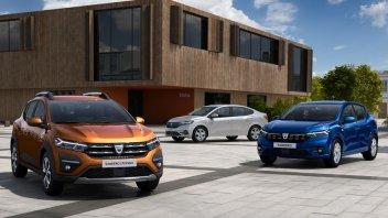 Auto - News: Dacia Sandero, Sandero Stepway e Logan m.y. 2021 - svelata la terza generazione