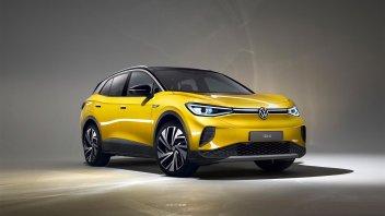 Auto - News: Volkswagen ID.4: nasce il SUV 100% elettrico di Wolfsburg