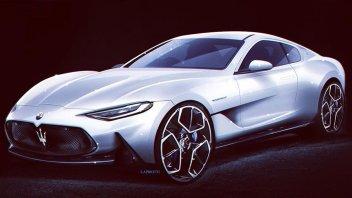 Auto - News: Maserati: la nuova GranTurismo? Impazzano i render sulla base della MC20