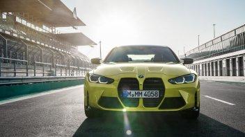 Auto - News: BMW M3 e M4: ecco le prime immagini senza veli!
