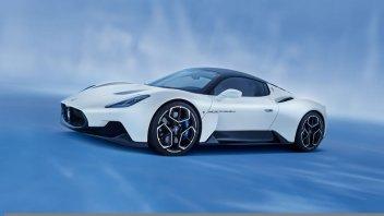Auto - News: Maserati MC20: svelata la potente sportiva. Un nuovo inizio del marchio