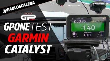 Auto - Test: Garmin: in pista con Catalyst, il GPS che aiuta a migliorare le prestazioni