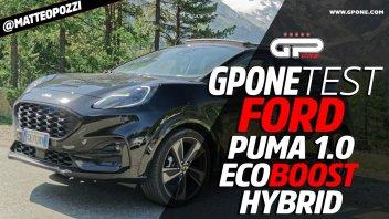 Auto - Test: Prova Ford Puma 1.0 EcoBoost Hybrid 155 CV: caratteristiche, consumo, prezzi