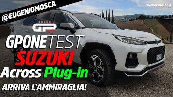 Auto - Test: Video Prova Suzuki Across Plug-in: arriva l'ammiraglia!