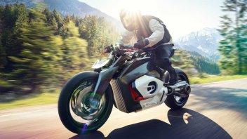 Moto - News: BMW: depositati ben 11 nomi tra moto e scooter elettrici