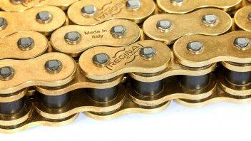 Moto - News: Regina HPE: la rivoluzionaria catena senza manutenzione