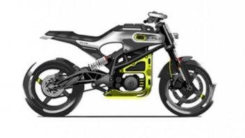 """Moto - News: Husqvarna e-Pilen: la moto """"a pile"""" con stile arriva nel 2022"""