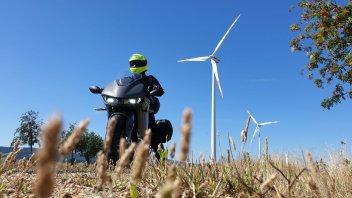 Moto - News: Zero Motorcycles nella storia, raggiunto Capo Nord con una elettrica