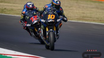 Moto2: GP Misano: Record e pole position per Luca Marini. 2° Bezzecchi