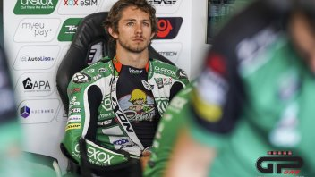 Moto2: Remy Gardner penalised by 6 positions for crashing with yellow flags