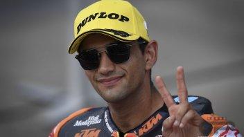 """Moto2: Terzo tampone negativo per Jorge Martin: """"Ci vediamo a Barcellona"""""""