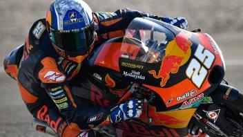 Moto3: Pole position per Fernandez in Austria, 5° Vietti