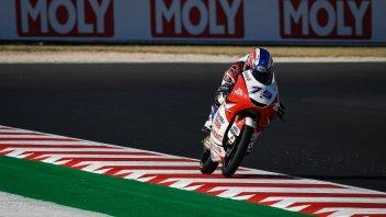 Moto3: Prima pole per Ai Ogura a Misano, 4° Migno