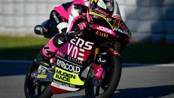 Moto3: FP3: Italia al top a Barcellona: 1° Arbolino davanti a Fenati