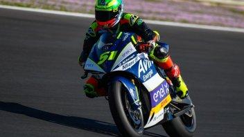 MotoE: Eric Granado in testa a Misano, bene Ferrari, De Angelis e Casadei