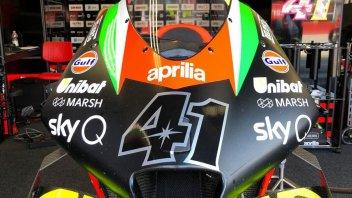 MotoGP: Aleix e Pol Espargaro con il numero nero, in lutto per il nonno