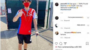 MotoGP: Bagnaia abile e arruolato: c'è l'OK dei medici per correre a Misano