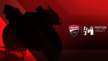 MotoGP: GP di Misano: livrea speciale griffata Motor Valley per Ducati