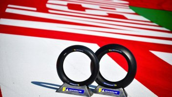 """MotoGP: Michelin: at Misano an additional """"special"""" front tire"""