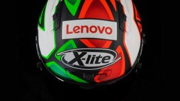 MotoGP: Casco tricolore per Danilo Petrucci a Misano