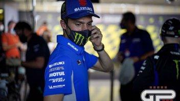 """MotoGP: Mir: """"La Suzuki continua ad avere problemi con le gomme nuove"""""""