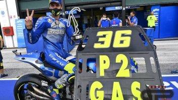 """MotoGP: Mir: """"La velocità serve nei duelli, con Suzuki rischio molto nei sorpassi"""""""