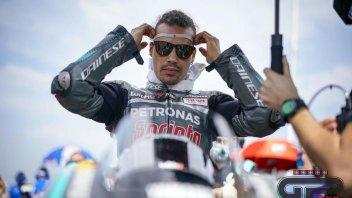 """MotoGP: Morbidelli: """"Sono fra i migliori, spero che la fortuna giri dalla mia"""""""
